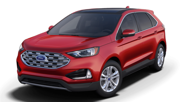 New 2019 Ford Edge SEL SUV in Rexburg, ID